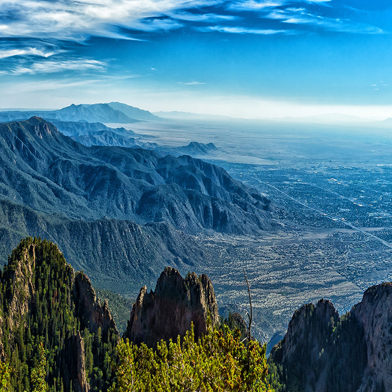 Sandia Valley, Albuquerque