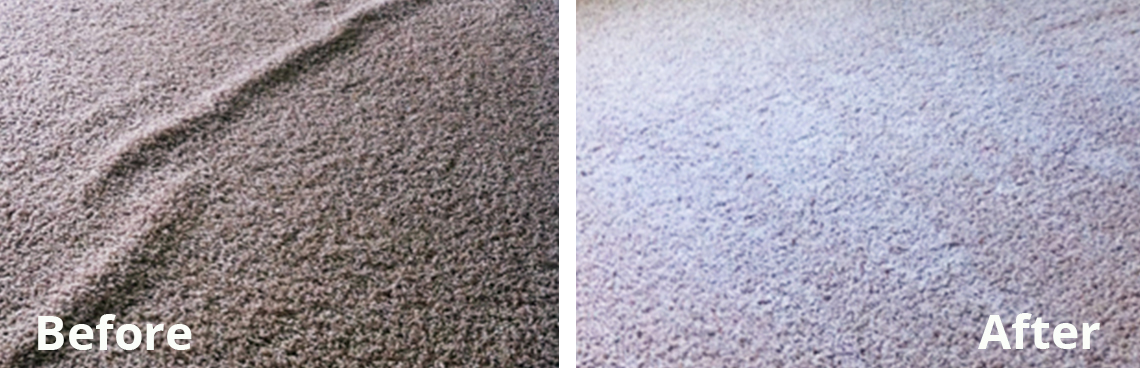 Carpet Stretching Before & After Images