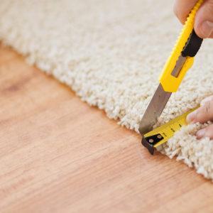 Carpet Transition and Tac Strip Repair